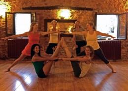 Ashtanga yoga retreat Costa Brava