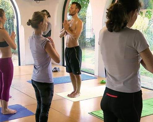 Yoga Retreat or Yoga holiday