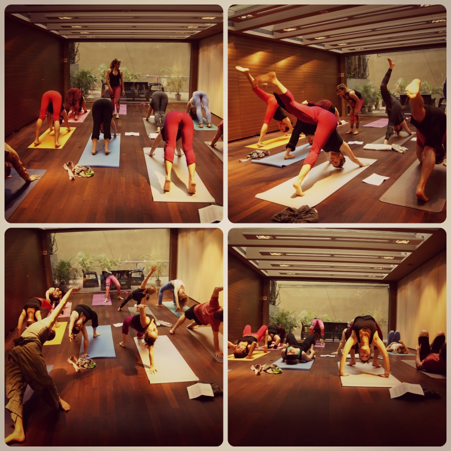Yoga Your Heart challenging sequence