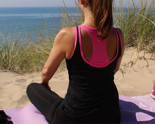 How to find your purpose on a yoga retreat