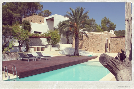Luxury villa for a yoga retreat in Spain